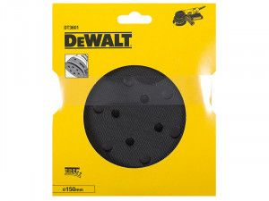 DEWALT DT3601 Backing Pad 150mm For DW443 Sander