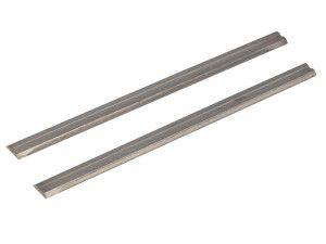 DEWALT DT3905 HSS Reversible Planer Blades (Pack of 2) 82mm