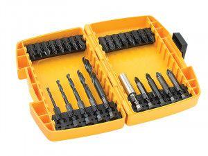 DEWALT DT70502 Impact Drill & Screwdriver Set 26 Piece