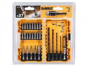 DEWALT DT71700 Rapid Load Drill Driver Set, 27 Piece