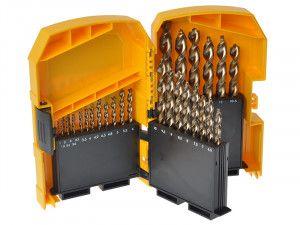DEWALT Extreme 2 Metal Drill Bit Set of 29 1 - 13mm