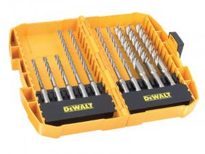 DEWALT DT8977B XLR SDS Drill Bit Set 10 Piece