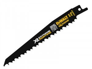 DEWALT, FlexVolt XR Wood With Nails Reciprocating Blades