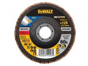 DEWALT, FlexVolt XR Flap Disc 125mm