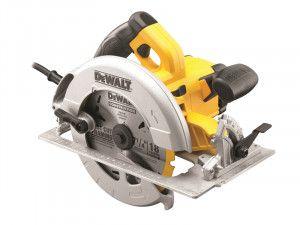 DEWALT, DWE575K Precision Circular Saw & Kitbox