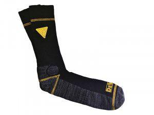 DEWALT Pro Comfort Work Socks (Pack 2)