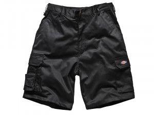 Dickies, Redhawk Black Cargo Shorts