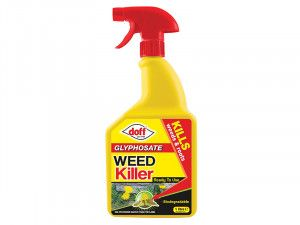 DOFF, Glyphosate Weedkiller