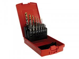 Dormer A002 Drills & E500 HSS MC Tap Set