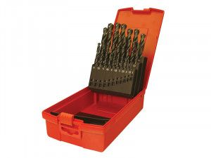 Dormer, A190 Series Metric High Speed Steel Drill Sets
