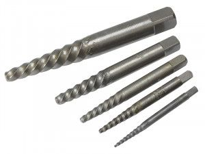 Dormer, M101 Carbon Steel Screw Extractor Sets