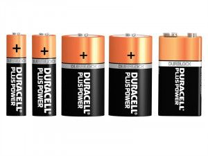 Duracell, Plus Power Battery