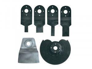 Einhell Starter Kit for BT-MG180 Multi Tool 6 Piece