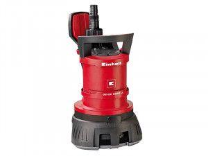 Einhell GE-DP 5220 LL ECO 2-In-1 Clean & Dirty Water Pump 520 Watt 240 Volt