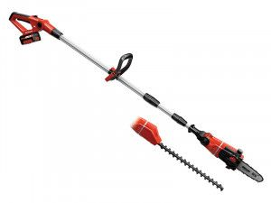 Einhell GE-HC 18 Li T Kit Power X-Change Cordless Pole Pruner 18V 1 x 3.0Ah Li-Ion