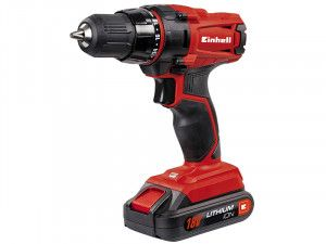 Einhell TC-CD 18-2 Li Drill Driver 18V 1.5Ah Li-Ion