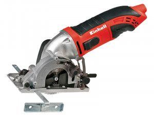 Einhell TC-CS 860/2 Mini Circular Saw Kit 450W 240V