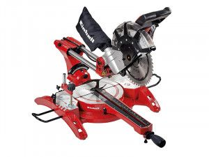 Einhell TC-SM 2534 Sliding Cross Cut Mitre Saw 250mm 2350W 240V