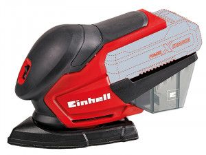 Einhell TE-OS 18Li Power X-Change Cordless Sander 18V Bare Unit
