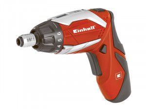 Einhell TE-SD 3.6 Li Screwdriver Kit 3.6V 1 x 1.5Ah Li-Ion