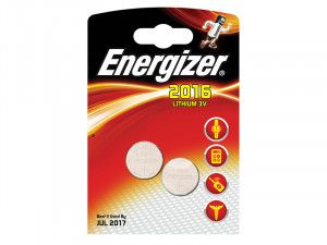 Energizer, CR2016 Coin Lithium Battery