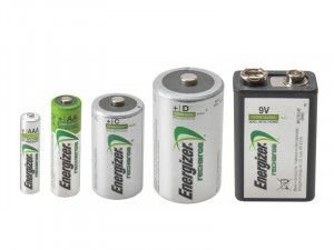 Energizer, Rechargeable Battery