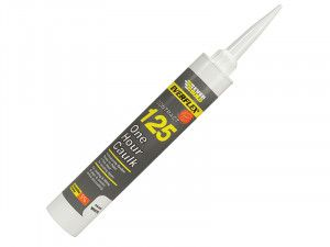 Everbuild, 125 One Hour Caulk/Decorator's Filler