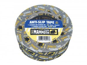 Everbuild Anti-Slip Tape 50mm x 10m Black