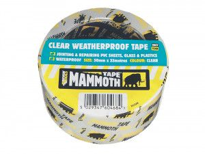 Everbuild, Clear Weatherproof Tape