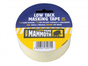 Everbuild, Low Tack Masking Tape