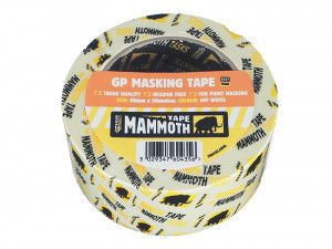 Everbuild, Retail/Labelled Masking Tape