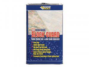 Everbuild 409 Block Guard 5 Litre