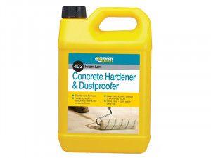 Everbuild 403 Concrete Hardener & Dustproofer 5 Litre