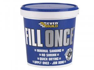 Everbuild, Ready Mix Fill Once