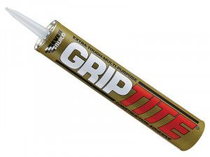 Everbuild GripTite Construction Adhesive C4 350ml
