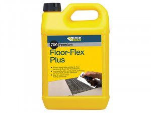 Everbuild 709 Floor Flex Plus Latex 5 Litre