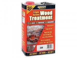 Everbuild, Triple Action Wood Treatments