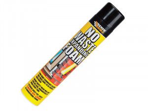 Everbuild No Waste Expanding Foam 750ml
