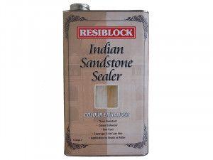 Everbuild Resiblock Indian Sandstone Sealer- Colour Enhancer