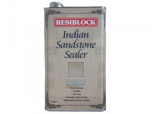Everbuild Resiblock Indian Sandstone Sealer - 5 LTR
