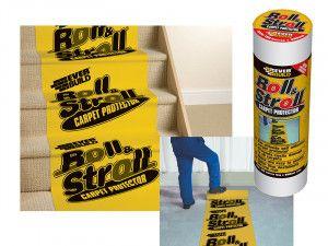 Everbuild, Roll & Stroll Premium Carpet Protector