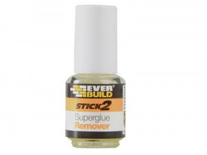 Everbuild Stick 2 Superglue Remover 4g
