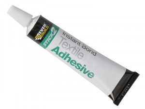 Everbuild Stick 2 Textile Adhesive 30ml
