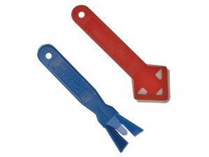Everbuild Seal Rite Strip / Smooth Out Tool Twinpack