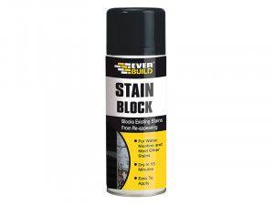 Everbuild Stain Block Spray 400ml
