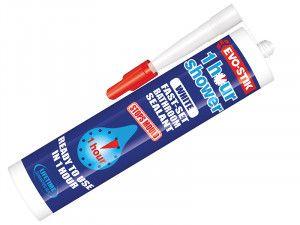 Evo-Stik, 1 Hour Shower Sealant 310ml