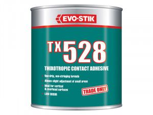 Evo-Stik, TX528 Thixotropic Contact Adhesive