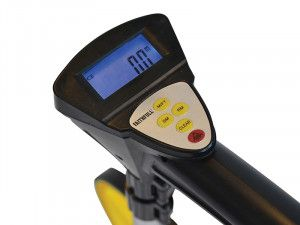 Faithfull Digital Road Measuring Wheel
