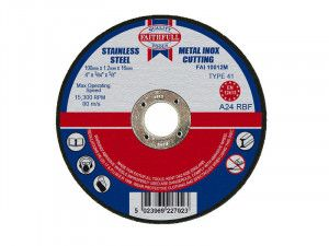 Faithfull, Metal Cut Off Disc