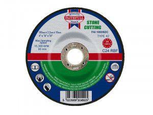 Faithfull, Depressed Centre Stone Cutting Discs